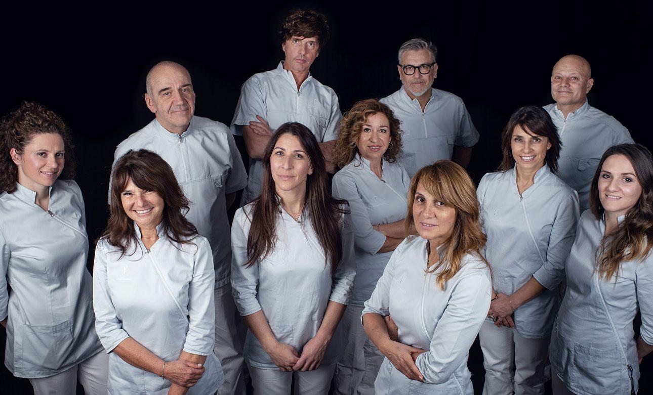 Studio dentistico Currarino - il nostro team